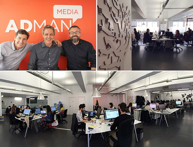 Adman Media Barcelona