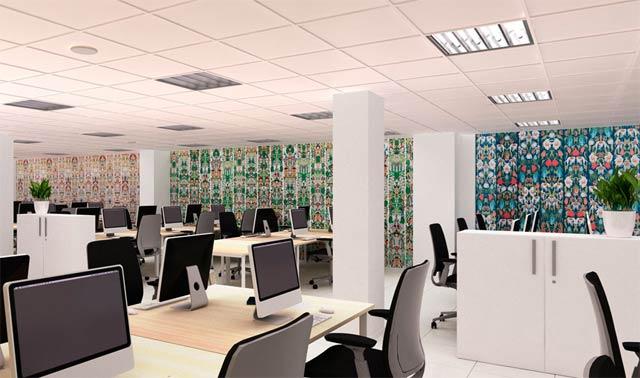 oficinas wallapop en Barcelona