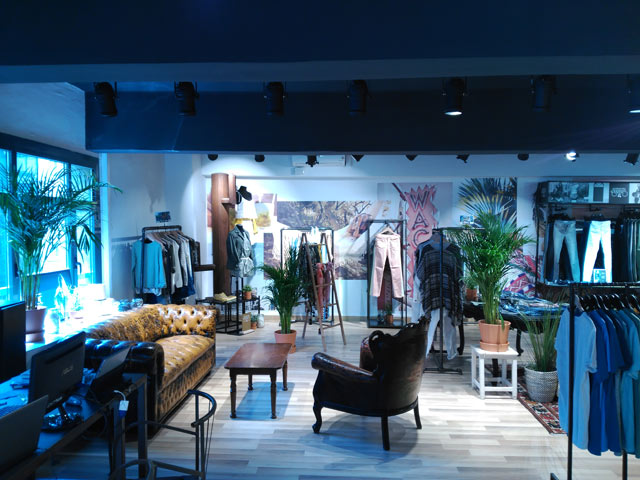 showroom Le Temps des Cerises Barcelona