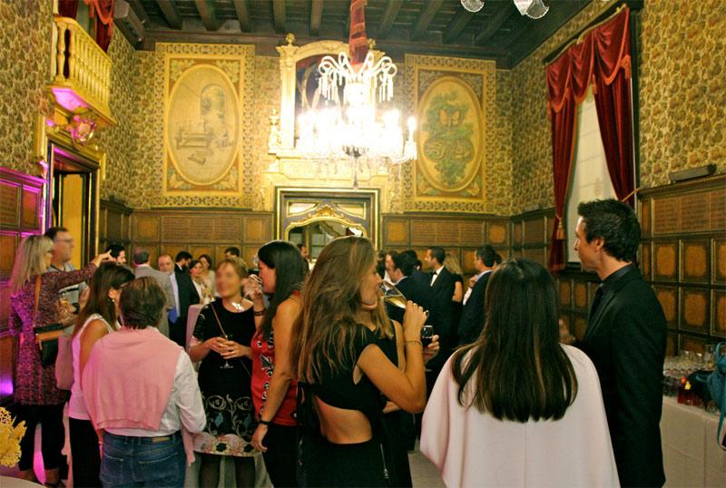 eventos casa de la seda Barcelona