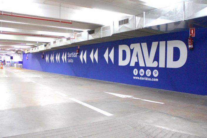 Aparcar en Parking David Barcelona