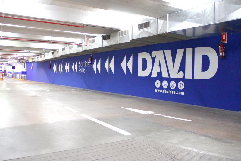 Aparcar en Parking David Barcelona