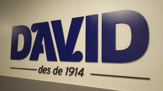 David desde 1914