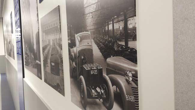 fotos históricas Autos David Barcelona
