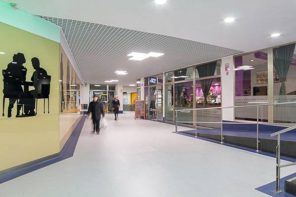 Local dentro del centro comercial David