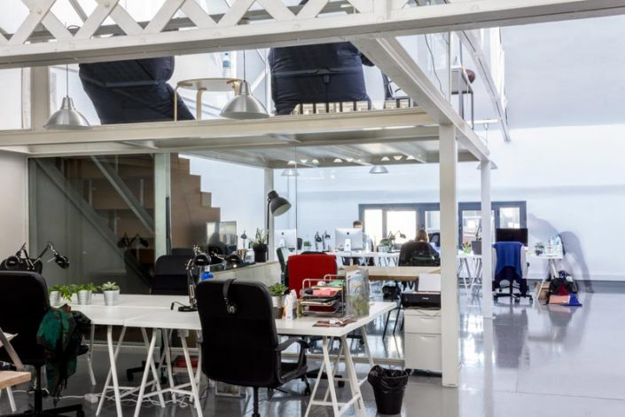 oficinas en Barcelona de más de 100 m2