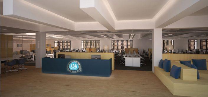 oficinas en alquiler grandes barcelona aba english