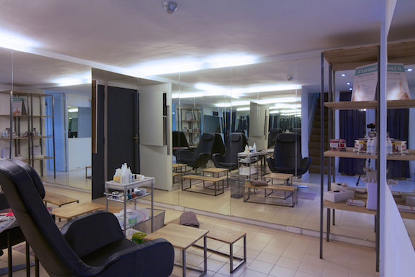 Interior local en alquiler