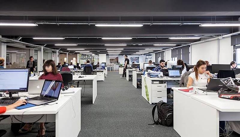 Cambiar mudarse de oficina en barcelona edificio david - Oficina empleo barcelona ...