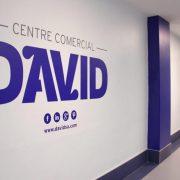 Centro Comercial David en Barcelona