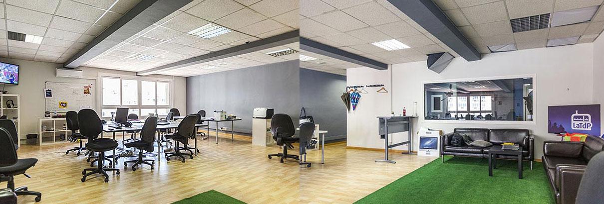 oficina en alquiler Aribau Barcelona