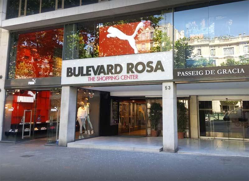 Bulevard Rosa Barcelona