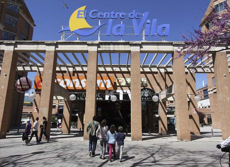 Centro Comercial Centre de la Vila