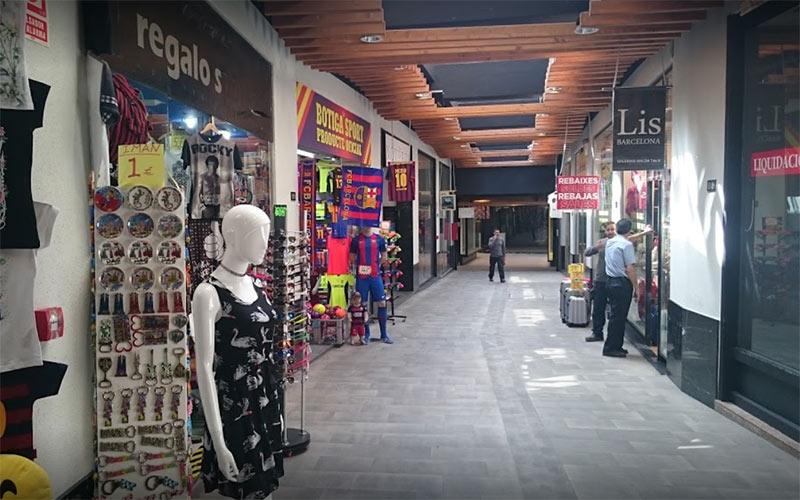 Galerías Maldá Barcelona