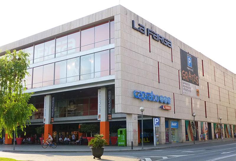 La Farga Centro Comercial