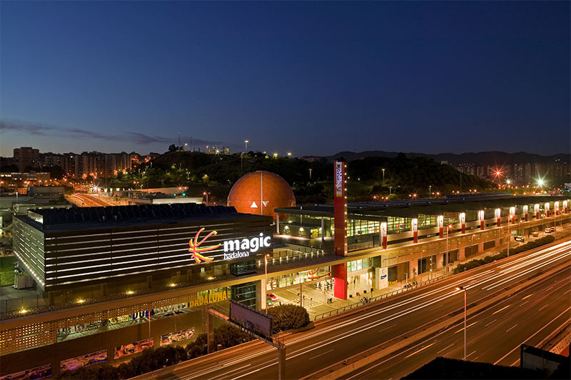Màgic Badalona centro comercial
