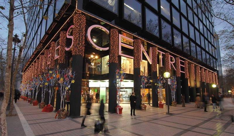 Pedralbes Centre Barcelona