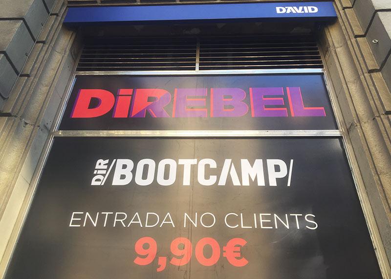 DIRebel Barcelona HIIT