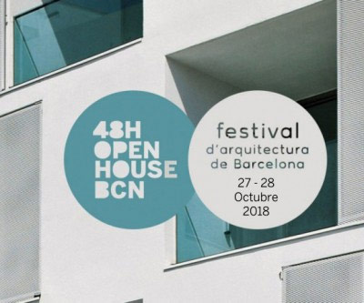 48h openhouse Barcelona