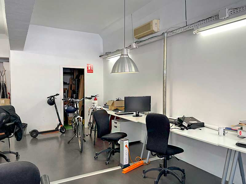 Oficina en alquiler en Barcelona