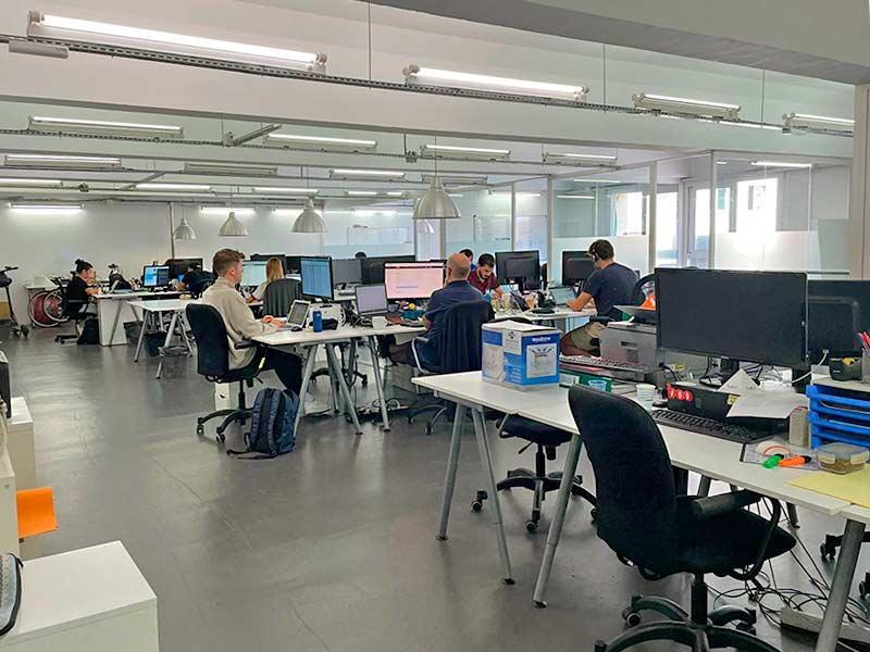 Oficina en alquiler de 230m2 en Barcelona